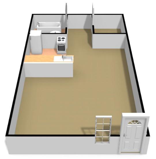 Campus Studio Apartments, Fayetteville, AR